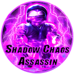 Roblox Ninja Legends - Badge Shadow Chaos Assassin