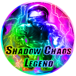 Roblox Ninja Legends - Badge Shadow Chaos Legend