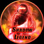 Roblox Ninja Legends - Badge Shadow Legend