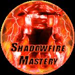 Roblox Ninja Legends - Badge Shadowfire Mastery