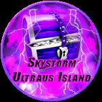 Roblox Ninja Legends - Badge Skystorm Ultraus Island