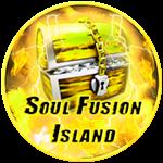 Roblox Ninja Legends - Badge Soul Fusion Island