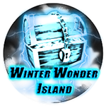 Roblox Ninja Legends - Badge Winter Wonder Island