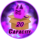Roblox Ninja Legends - Shop Item +20 Capacity