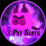 Roblox Ninja Legends - Shop Item +3 Pet Slots