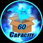 Roblox Ninja Legends - Shop Item +60 Capacity