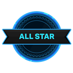 Roblox Outlaster - Badge All Star