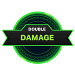 Roblox Outlaster - Badge Double Damage