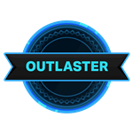 Roblox Outlaster - Badge Outlaster