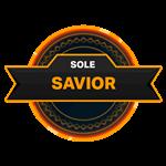 Roblox Outlaster - Badge Sole Savior