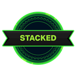 Roblox Outlaster - Badge Stacked