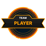Roblox Outlaster - Badge Team Player