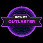 Roblox Outlaster - Badge Ultimate Outlaster