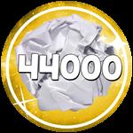 Roblox Paper Ball Simulator - Badge 🏆Legendary Thrower🏆
