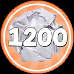 Roblox Paper Ball Simulator - Badge 👦Expert Thrower👦