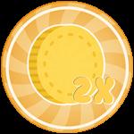 Roblox Paper Ball Simulator - Shop Item 💍 2x Coins 💍