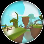 Roblox Pet Heroes - Badge Flying Islands