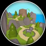 Roblox Pet Heroes - Badge Isle of Beginnings