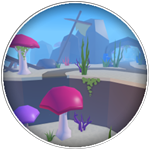 Roblox Pet Heroes - Badge Ocean Ruins