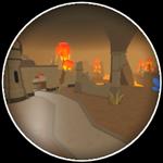 Roblox Pet Heroes - Badge Volcano Mines