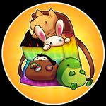 Roblox Pet Heroes - Shop Item Large Backpack