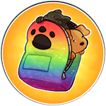 Roblox Pet Heroes - Shop Item Small Backpack