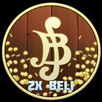 Roblox Project One Piece - Shop Item 2X Beli