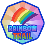 Roblox Pyramid Tycoon - Shop Item Rainbow Trail