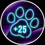 Roblox RB Battles - Shop Item +25 Pet Slots