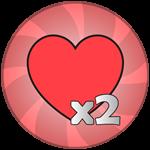 Roblox Reaper Simulator 2 - Shop Item 2x Health (50% OFF)