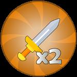 Roblox Reaper Simulator 2 - Shop Item x2 Damage (50% OFF)