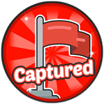 Roblox Robot Simulator - Badge Captured a Flag