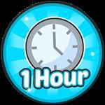 Roblox Robot Simulator - Badge [Robot Simulator] 1 Hour