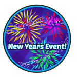 Roblox Robot Simulator - Badge [Robot Simulator] 2020 New Years Event: Attended