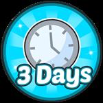 Roblox Robot Simulator - Badge [Robot Simulator] 3 Days