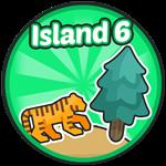 Roblox Robot Simulator - Badge [Robot Simulator] Forest Island