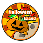 Roblox Robot Simulator - Badge [Robot Simulator] Halloween Island