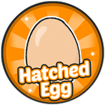 Roblox Robot Simulator - Badge [Robot Simulator] Hatched an Egg