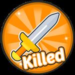 Roblox Robot Simulator - Badge [Robot Simulator] Killed a Player