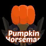 Roblox Robot Simulator - Badge [Robot Simulator] Pumpkin Horseman Boss