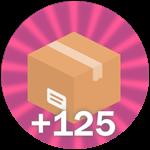 Roblox Rumble Quest - Shop Item +125 Inventory Slots