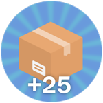 Roblox Rumble Quest - Shop Item +25 Inventory Slots