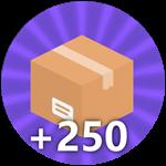 Roblox Rumble Quest - Shop Item +250 Inventory Slots