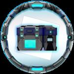 Roblox SCP Roleplay - Badge Striker - Week 1 Badge