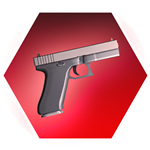 Roblox SCP Roleplay - Shop Item Glock 17