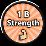 Roblox Saber Simulator - Badge 1 B Strength
