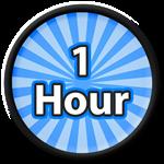 Roblox Saber Simulator - Badge 1 Hour