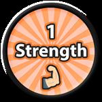 Roblox Saber Simulator - Badge 1 Strength