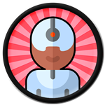 Roblox Saber Simulator - Badge Cyborg Class