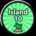 Roblox Saber Simulator - Badge Island 10